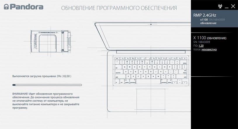 Доступна новая версия программы Alarm Studio   Пандора Урал